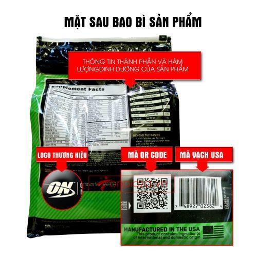 Cách phân biệt sản phẩm serious thật giả qua mã QR code