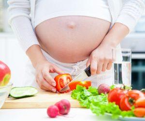Chế độ cho bà bầu bổ sung dinh dưỡng