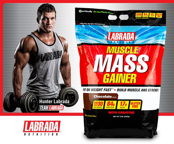 Hình ảnh sản phẩm sữa tăng cân Muscle Mass Gainer