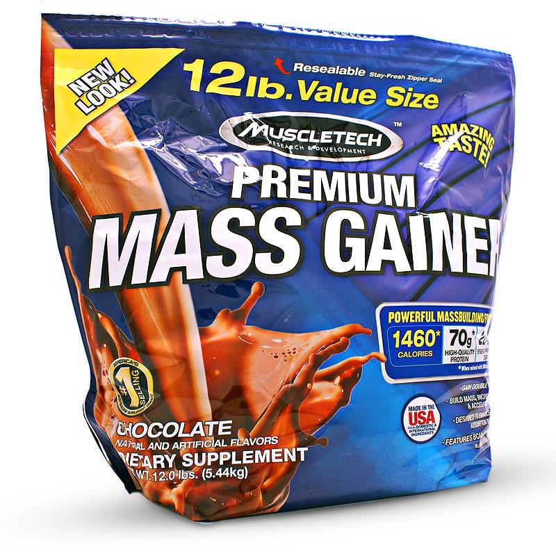 muscletech premium mass gainer loại đặc biệt