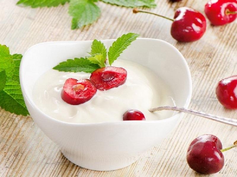 Sữa chua là thực phẩm tốt cho hệ tiêu hóa