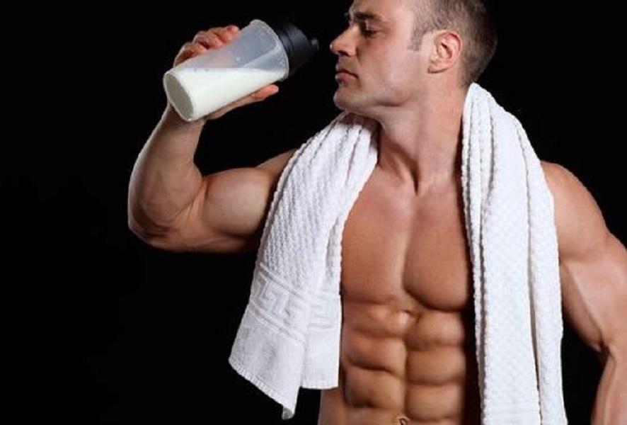 Sữa tăng cân cần thiết cho quá trình cải thiện vóc dáng