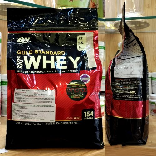 sua tang co whey protein gold-standard-100-whey-10lbs