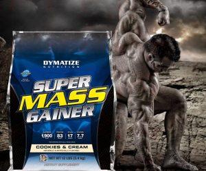 Hình ảnh sản phẩm super mass gainer 5,5kg