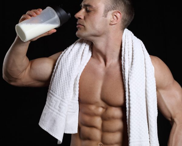 Tác dụng của sữa Super Mass Gainer tăng cân tăng cơ cho người tập thể hình