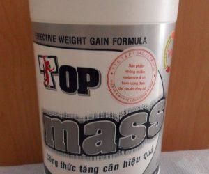 Top mass mang đến nguồn dinh dưỡng dồi dào
