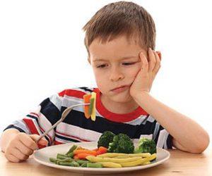 vì sao trẻ thường biếng ăn