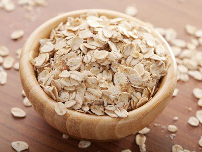 Yến mạch cung cấp lượng tinh bột tốt cho cơ thể