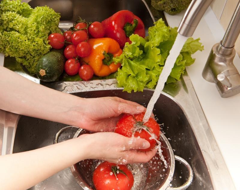 Đảm bảo vệ sinh an toàn thực phẩm để phòng tránh bệnh tiêu chảy