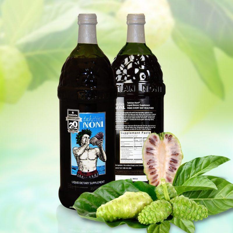 Nước uống Tahinian Noni là thức dùng tiện lợi bảo vệ sức khỏe