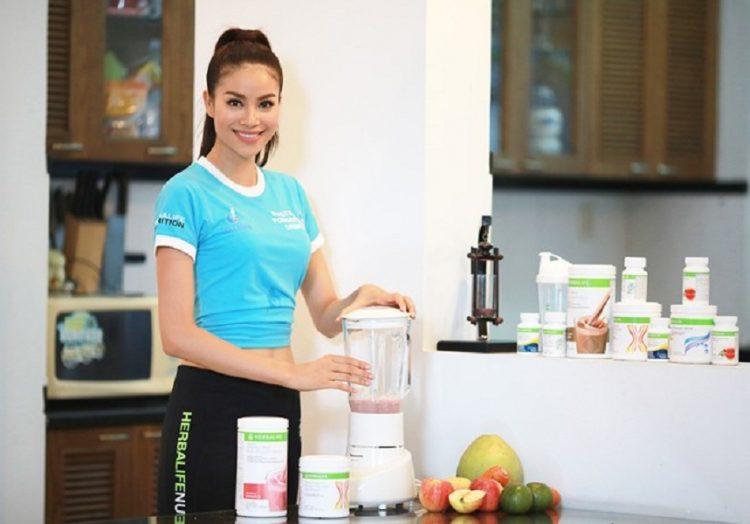 Sữa Herbalife cải thiện hệ tiêu hóa hiệu quả