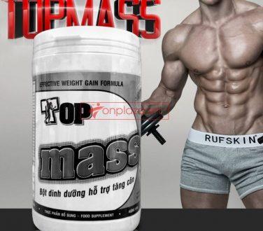 Sữa tăng cân Top Mass bổ sung dinh dưỡng lý tưởng cho người gầy