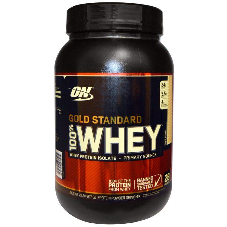 Sữa tăng cân Whey Protein Isolate tốt cho tiêu hóa