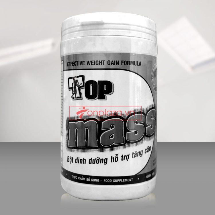 Sữa tăng cân Top Mass có tốt không?