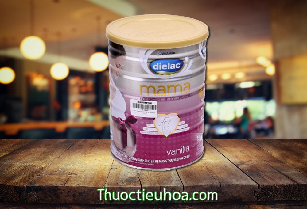 Sữa bột Dielac Mama dòng sữa của công tý vinamilk