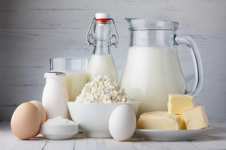 Các sản phẩm sữa tươi tốt cho việc tăng cân
