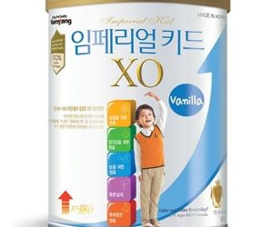 Sữa XO Hàn Quốc cho trẻ nhiều lứa tuổi