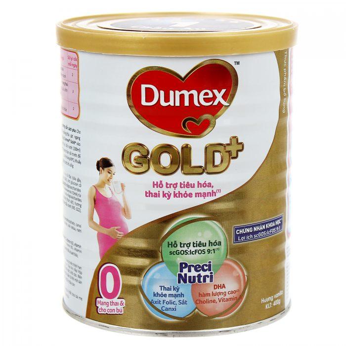 Sữa Dumex Mama Gold – Pháp