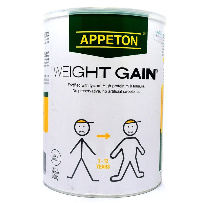 Appeton Weight Gain Children tốt cho trẻ em