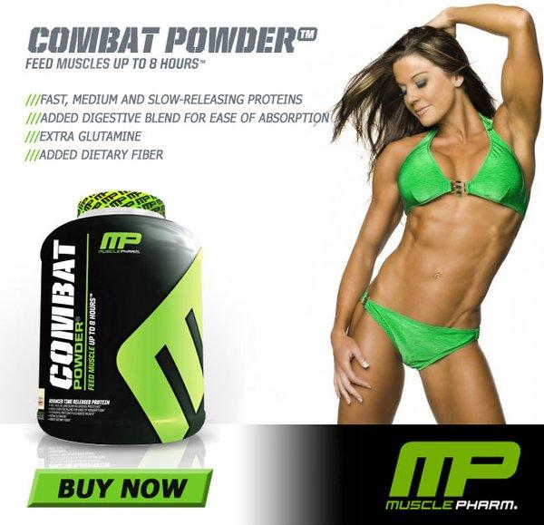 Sản phẩm cho hiệu quả tăng cường cơ bắp