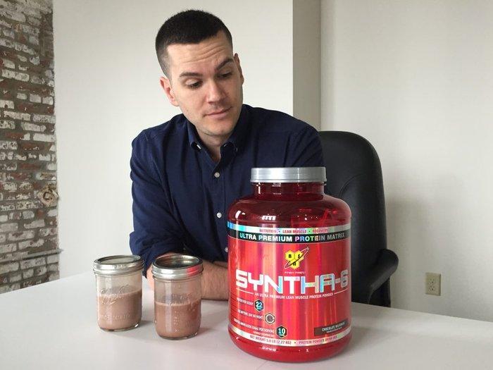 Sử dụng sản phẩm syntha 6 đơn giản hiệu quả