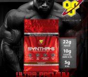 Sử dụng syntha để cải thiện chất lượng cơ thể