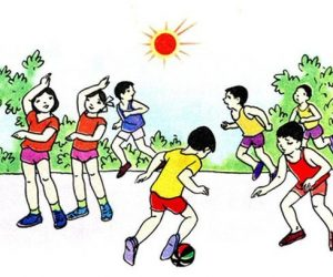 Vận động, thể dục thể thao mang lại nhiều lợi ích cho trẻ