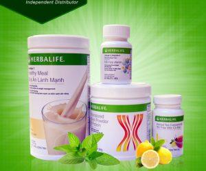 Sử dụng kết hợp sản phẩm của khác của herbalife để mang lại hiệu quả cao