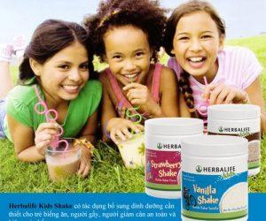 sữa herbalife kid shake