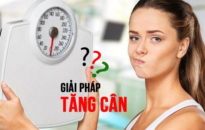 Bạn đang tìm kiếm phương pháp tăng cân?