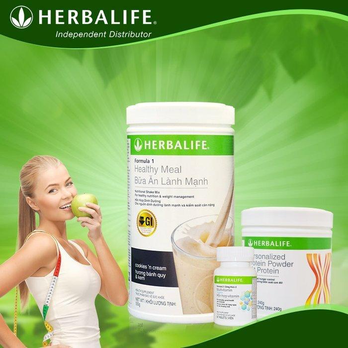 Sữa giảm cân Herbalife ngày càng được nhiều người tín nhiệm