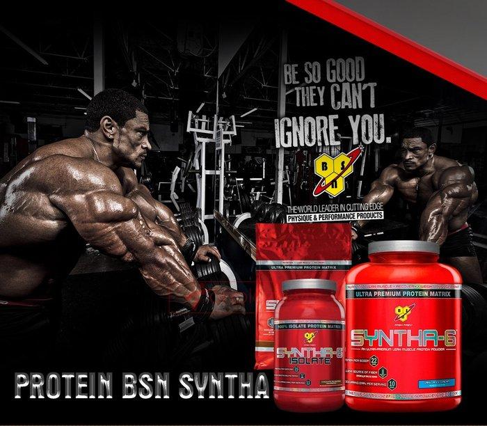 Protein tổng hợp BSN Syntha 6