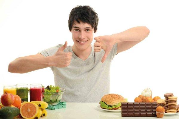 chế độ dinh dưỡng hợp lý giúp tăng cân