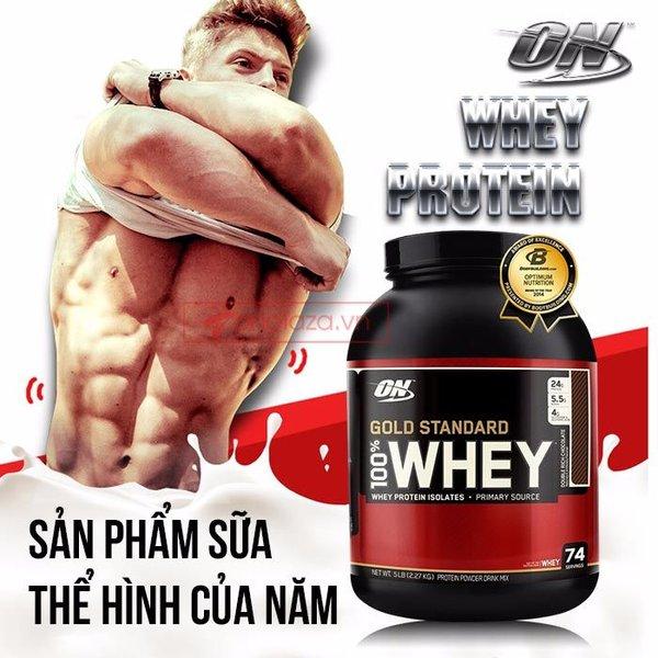 dùng whey protein có hiệu quả không