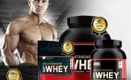 Lựa chọn sản phẩm whey để cải thiện vóc dáng