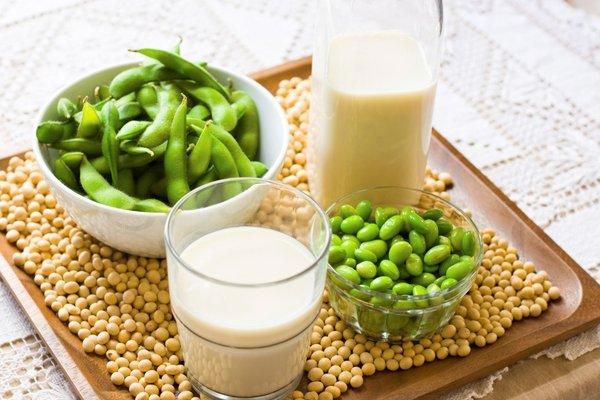 Sữa đậu tăng cân hiệu quả