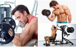 Tập luyện để tăng cân hiệu quả