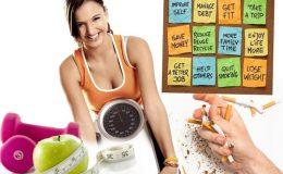 Thay đổi thói quen xấu để tăng cân